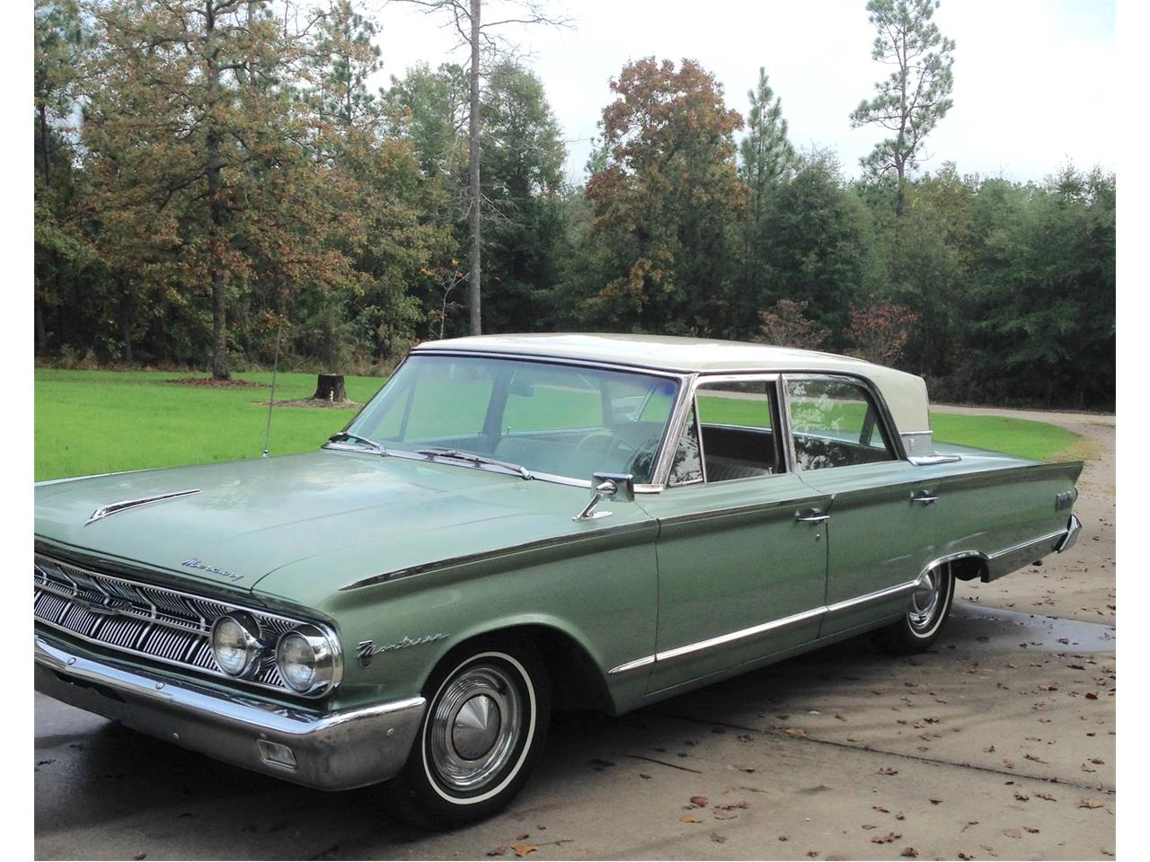 Mercury Monterey Photos Informations Articles Wiring Diagram 1963 Meteor 21