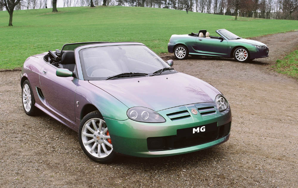 MG Rover #12