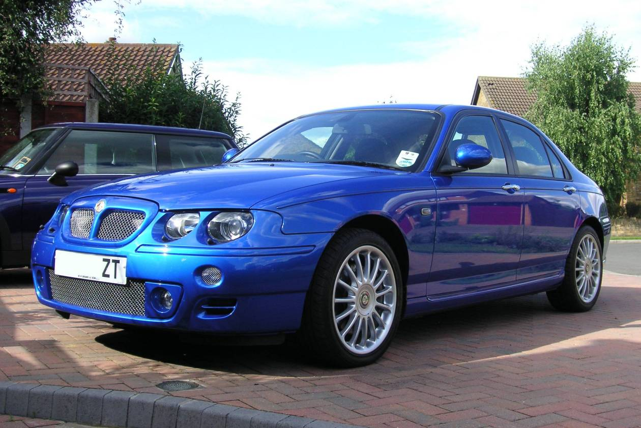 MG Rover #15