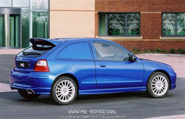 MG Rover #11