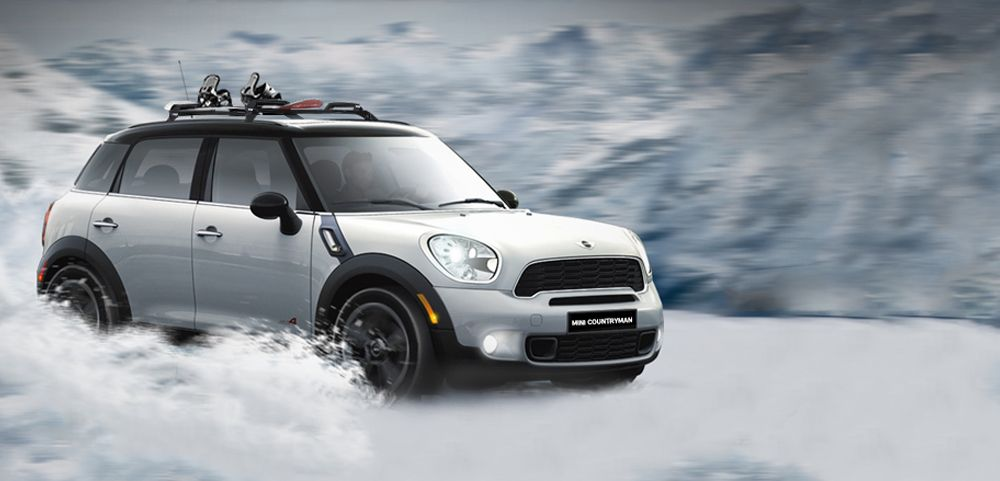 Mini Cooper Countryman #21