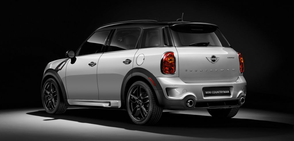 Mini Cooper Countryman #19
