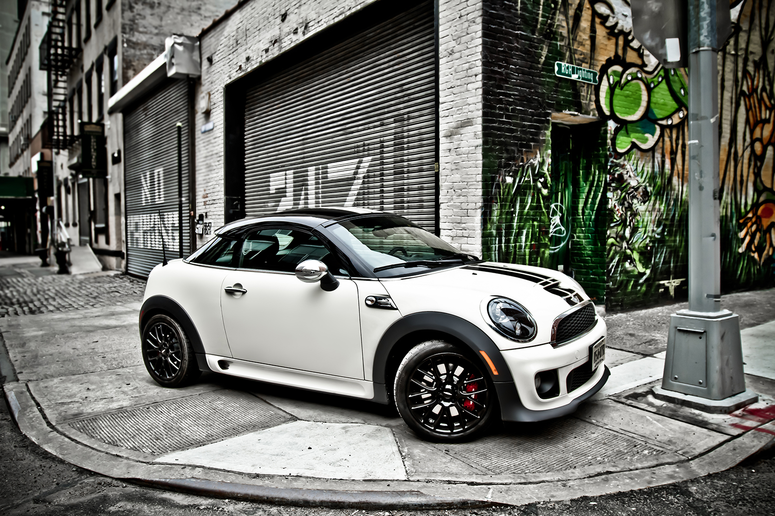 Mini Cooper Coupe 18