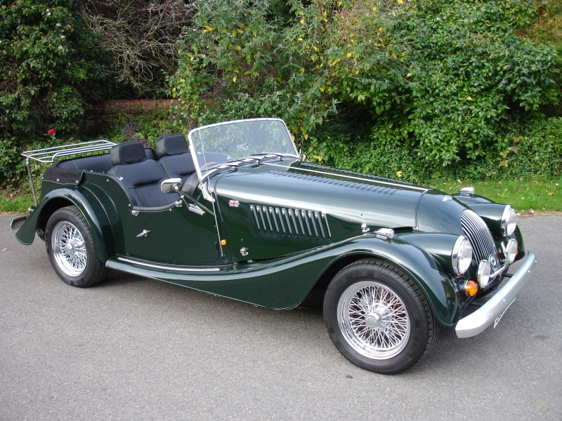 Morgan Plus 4 #23