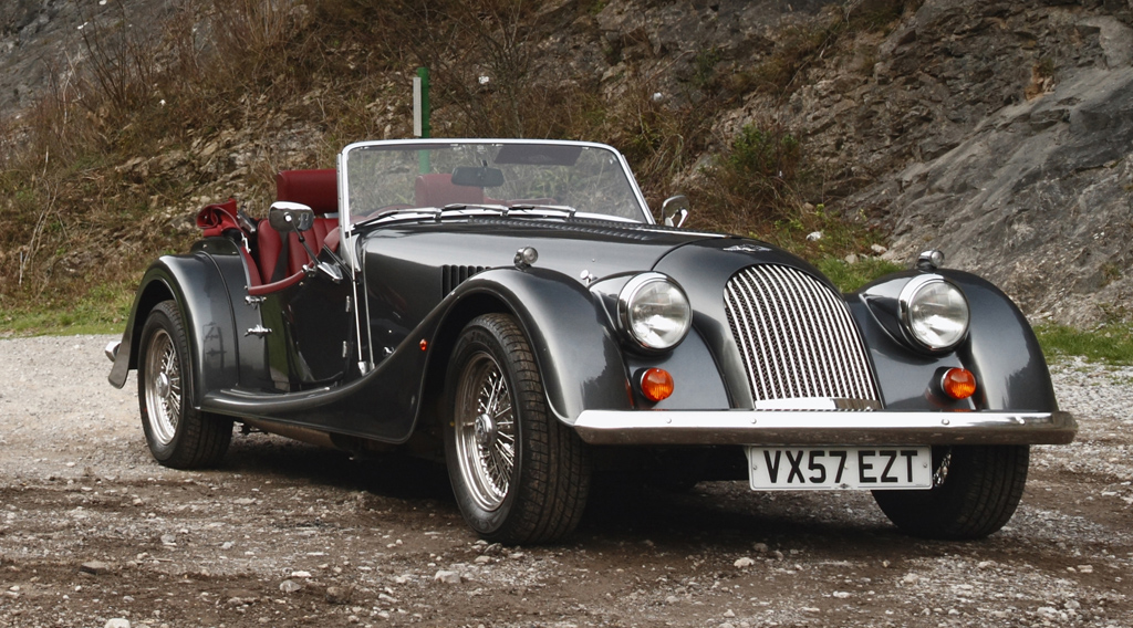 Morgan Plus 4 #19
