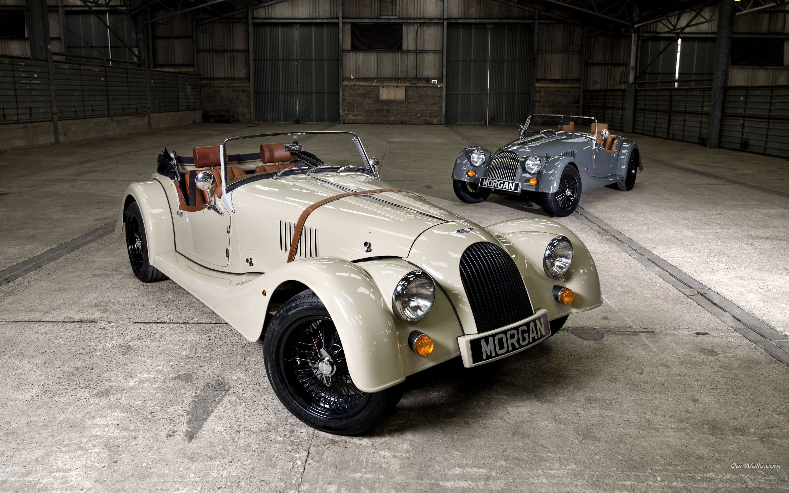 Morgan Plus 4 #20