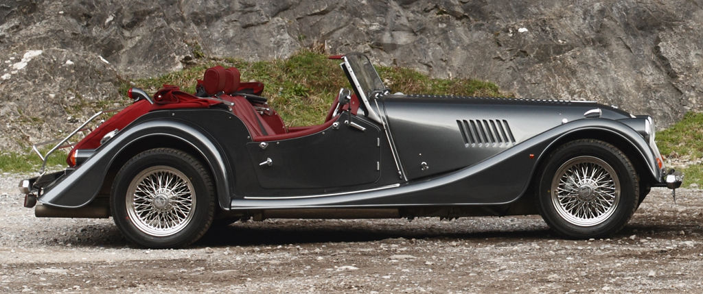 Morgan Plus 4 #18