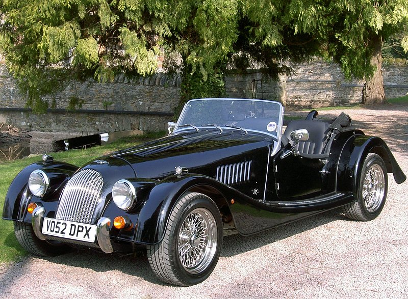 Morgan Plus 8 #21