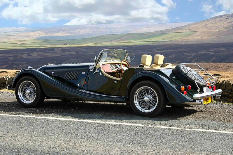 Morgan Plus 8 #23