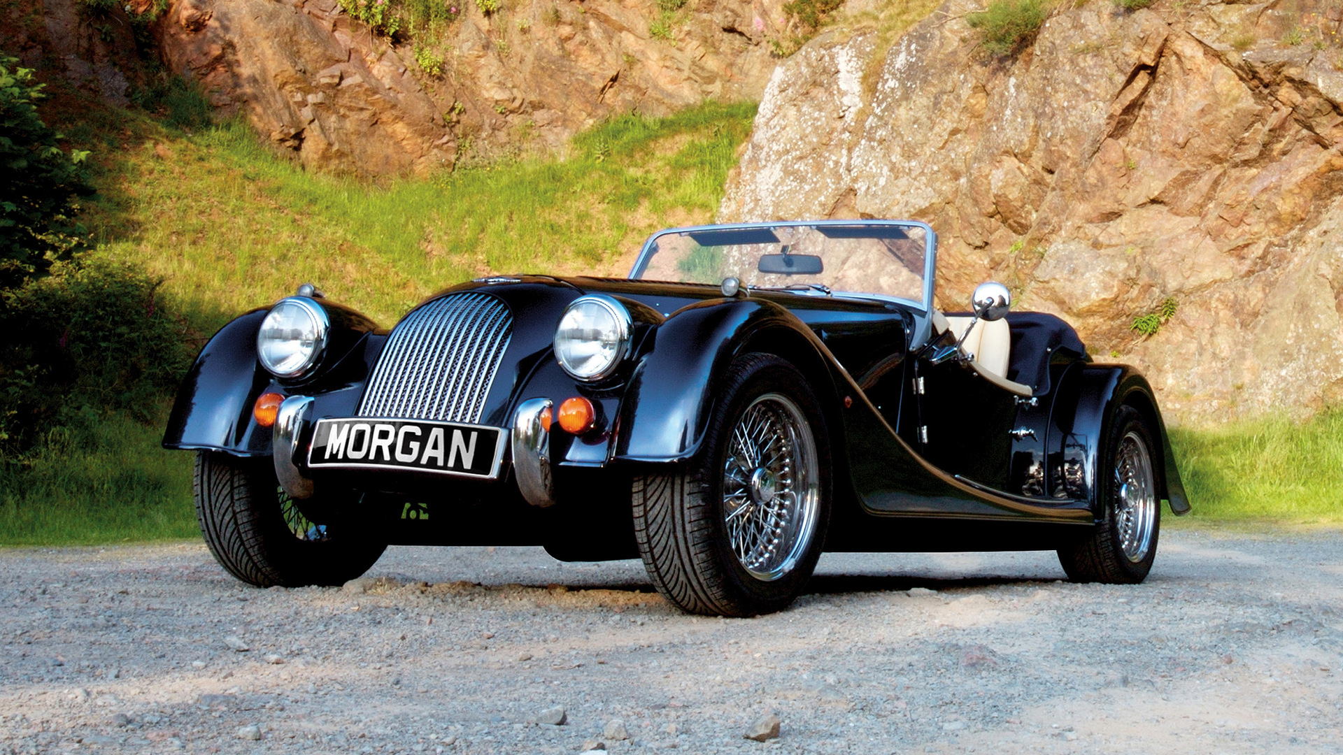 Morgan Roadster #21