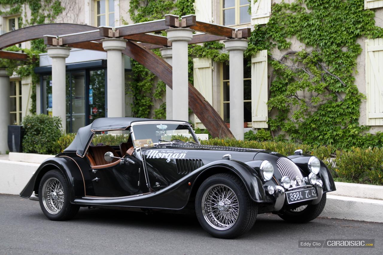 Morgan Roadster #26