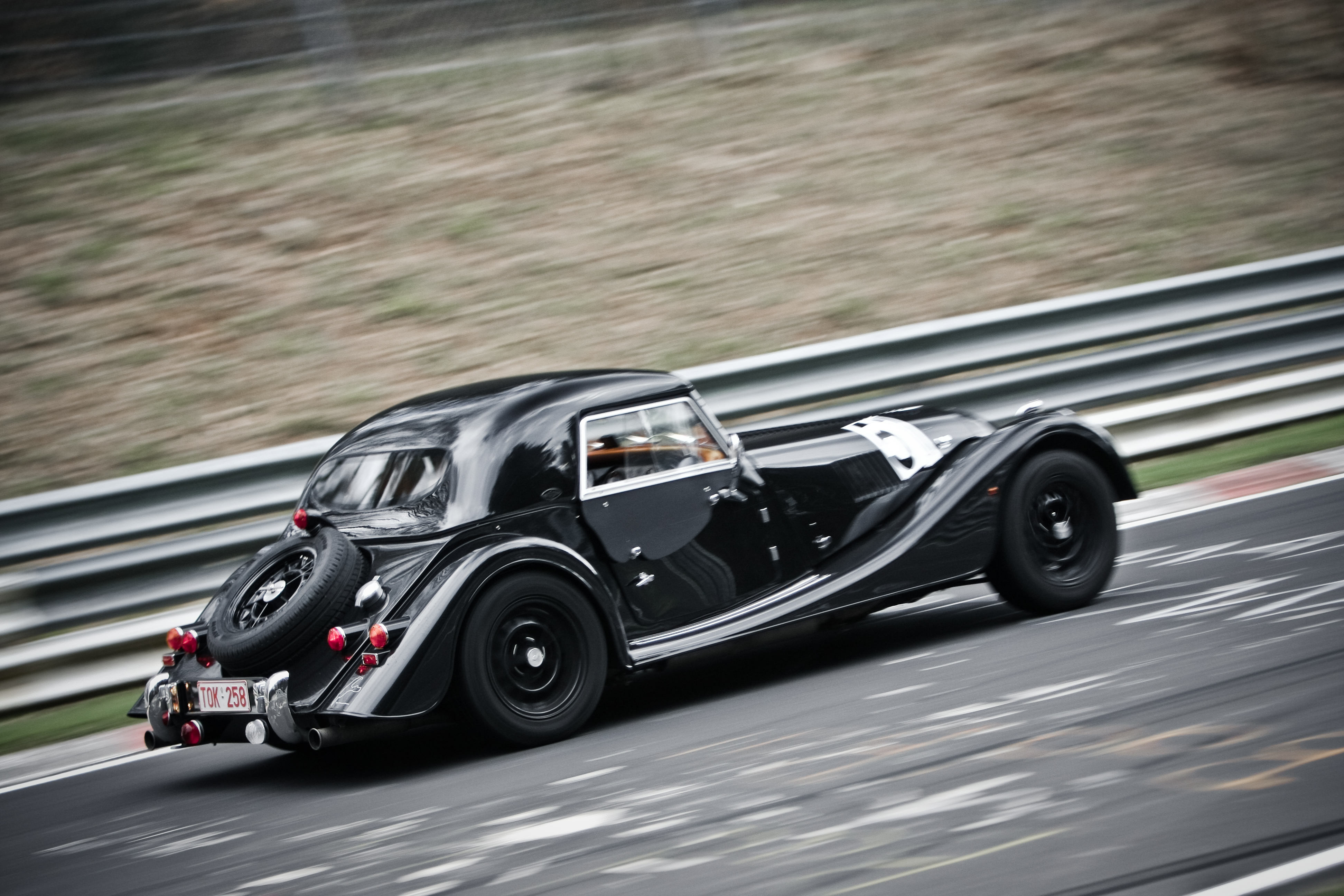 Morgan Roadster #22