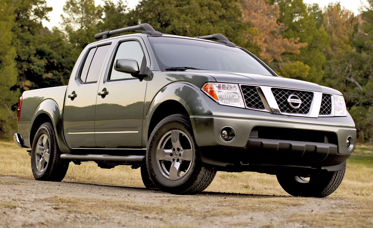 Nissan Frontier Photos, Informations, Articles - BestCarMag.com
