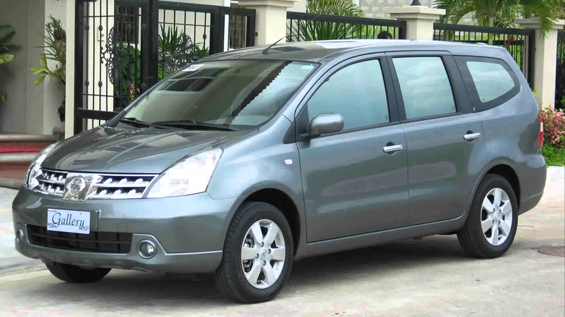 Nissan Grand Livina Photos Informations Articles