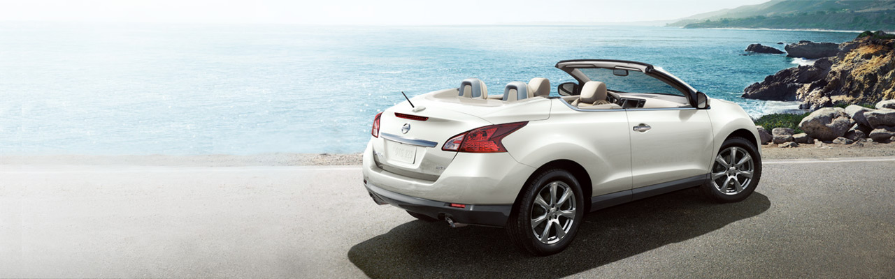 in nissan murano base awd crosscabriolet contact suv convertible veh