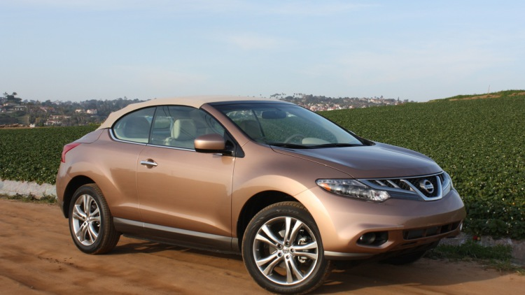 nissan murano crosscabriolet photos informations articles. Black Bedroom Furniture Sets. Home Design Ideas