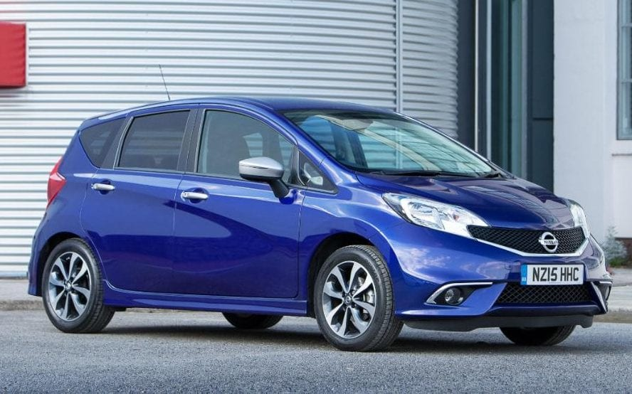 Nissan Note #24