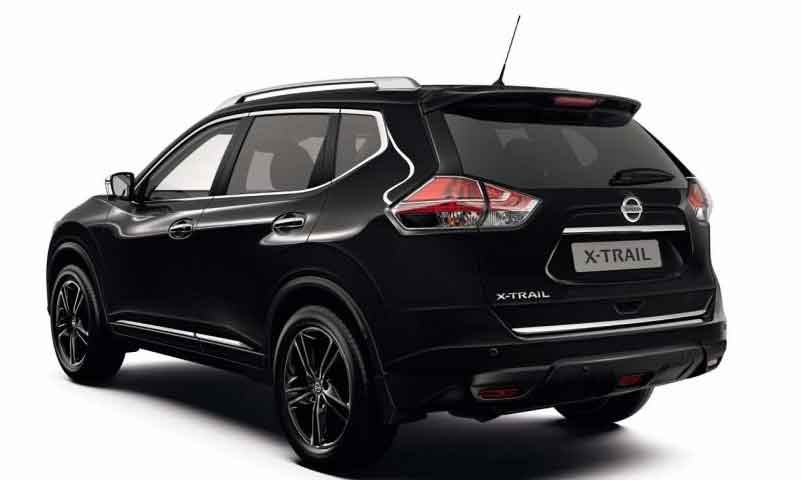 nissan x trail photos informations articles. Black Bedroom Furniture Sets. Home Design Ideas