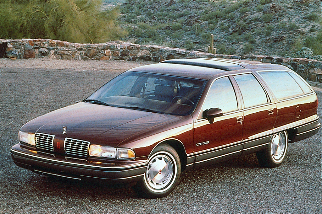 Oldsmobile Custom Cruiser #19