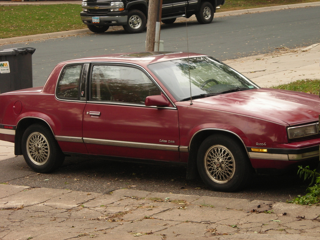 Oldsmobile Cutlass Calais #18