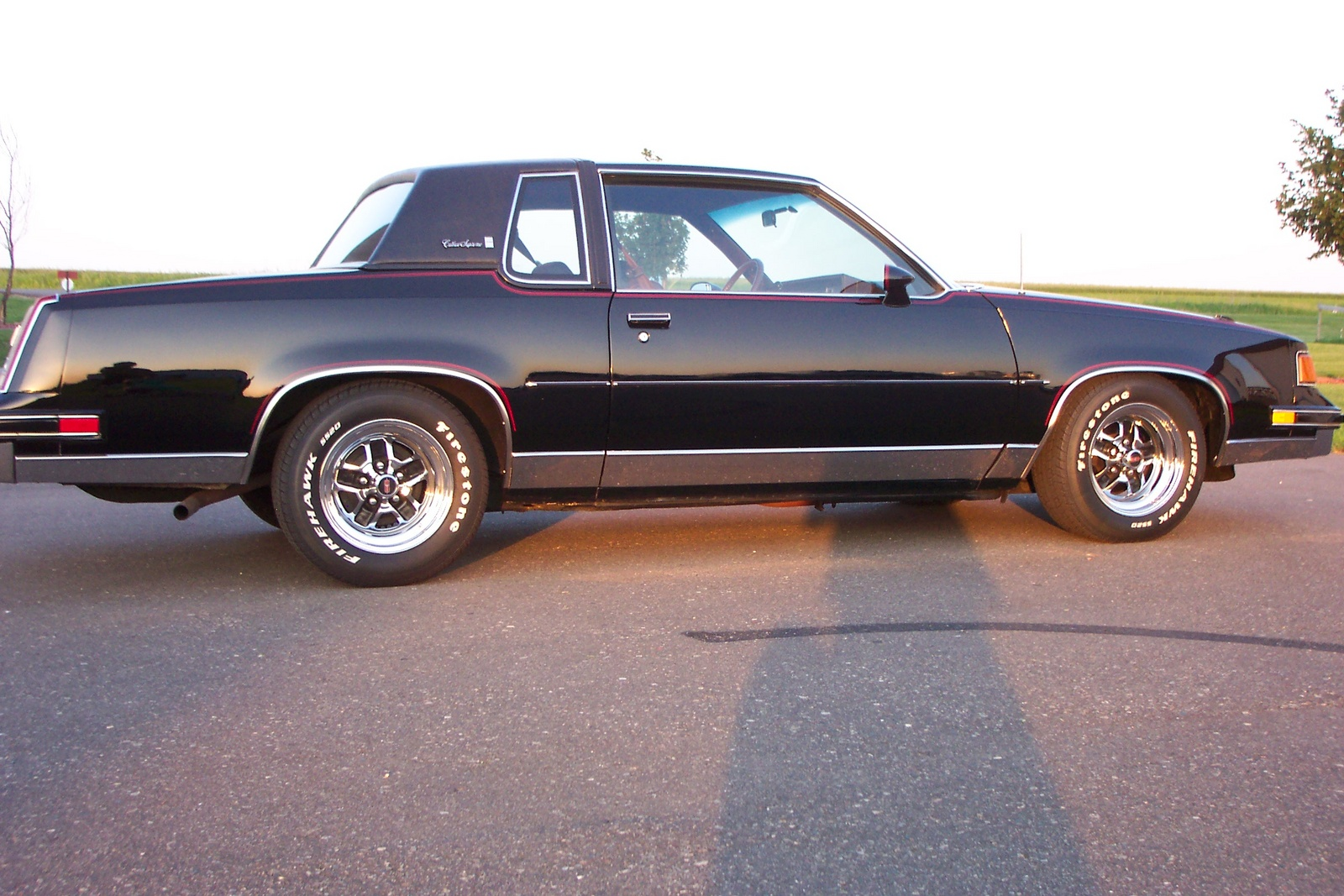 Oldsmobile Cutlass Supreme #20