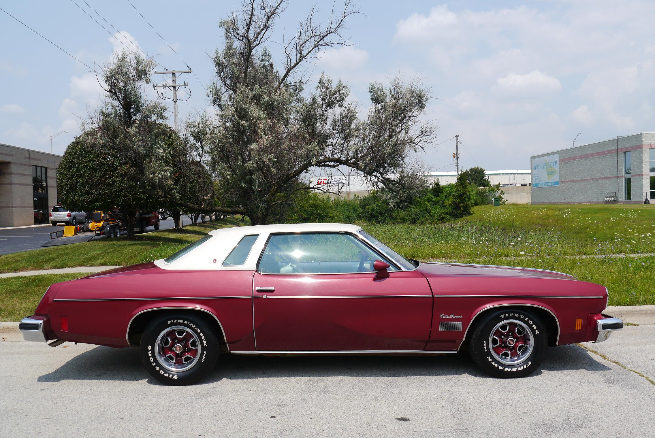 Oldsmobile Cutlass Supreme #29