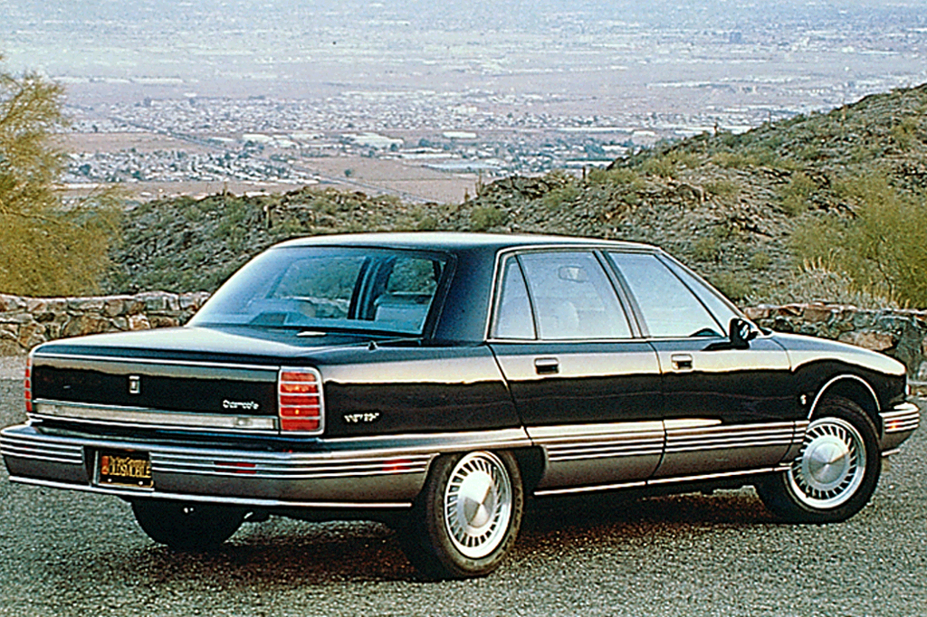 Oldsmobile Ninety-eight #19