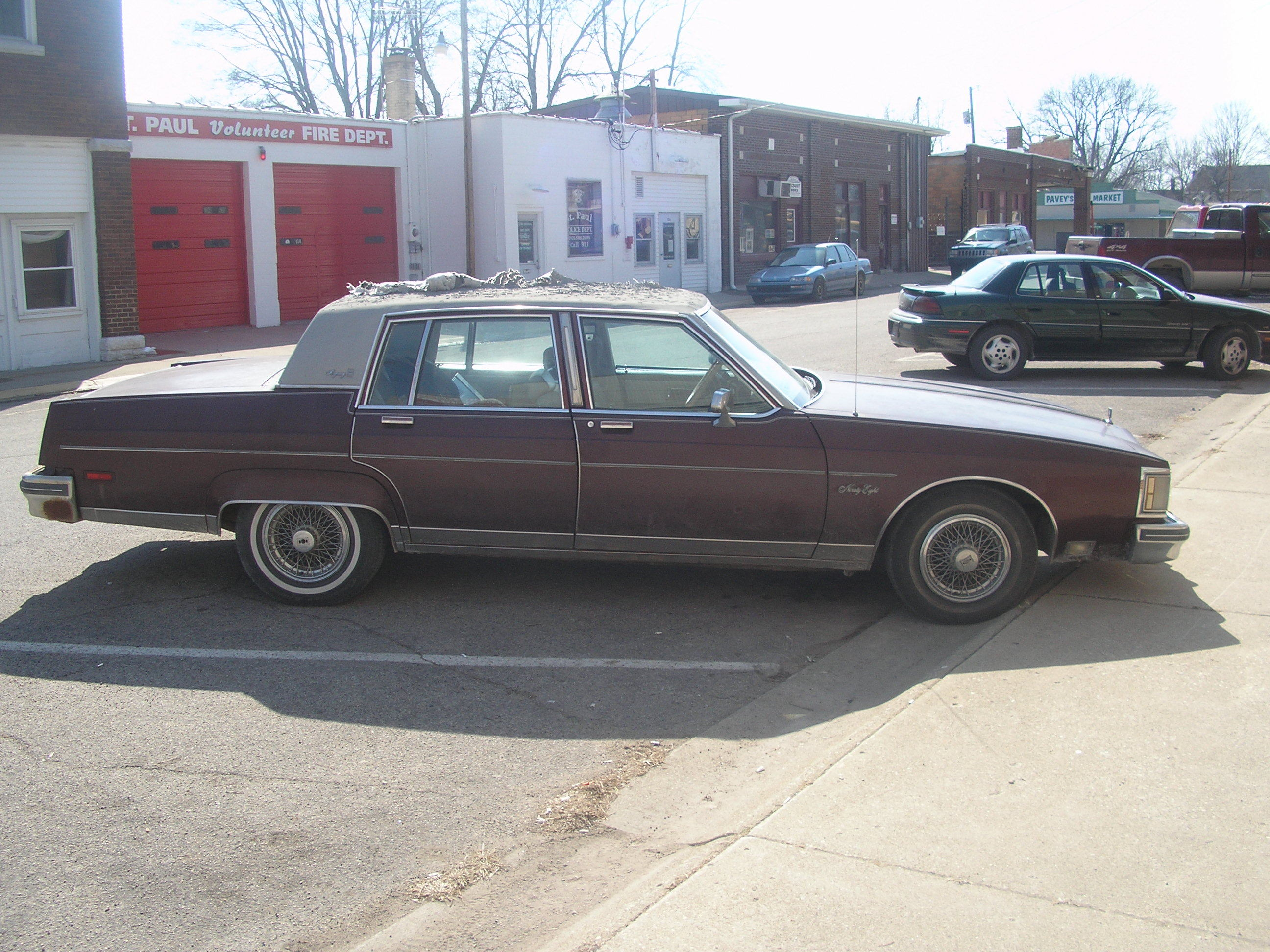 Oldsmobile Regency #21