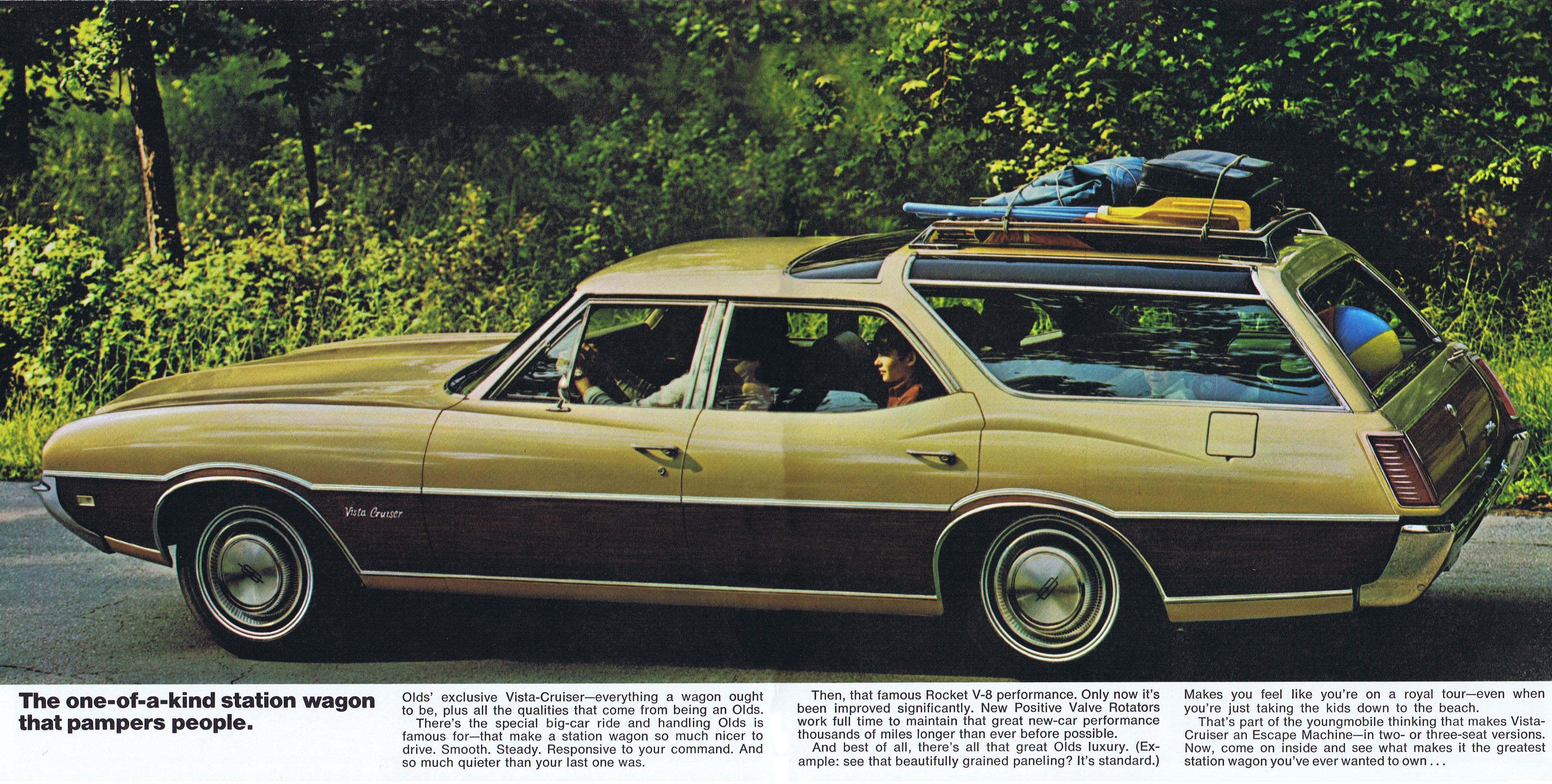 Oldsmobile Vista Cruiser #20
