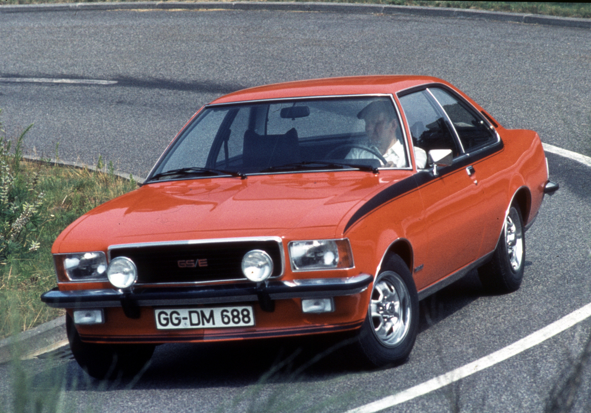 Opel Commodore #27