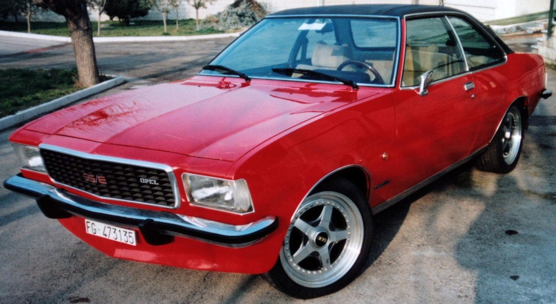 Opel Commodore #22