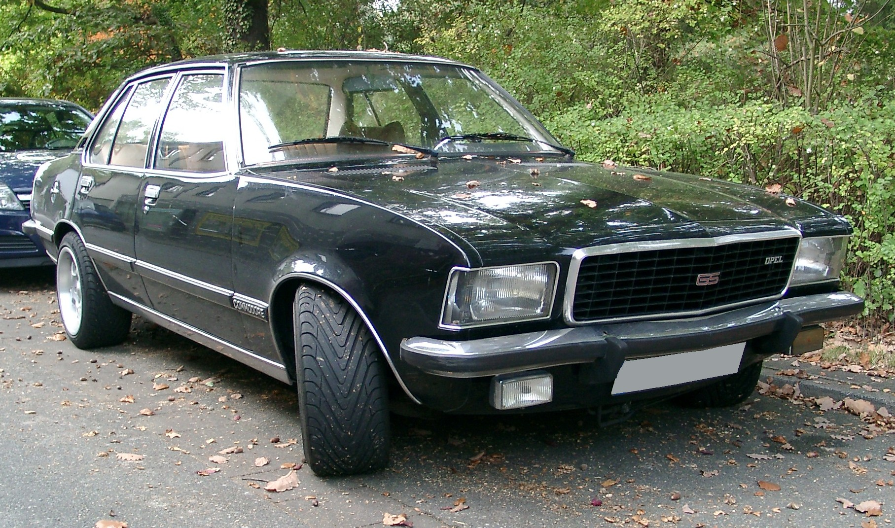 Opel Commodore #20