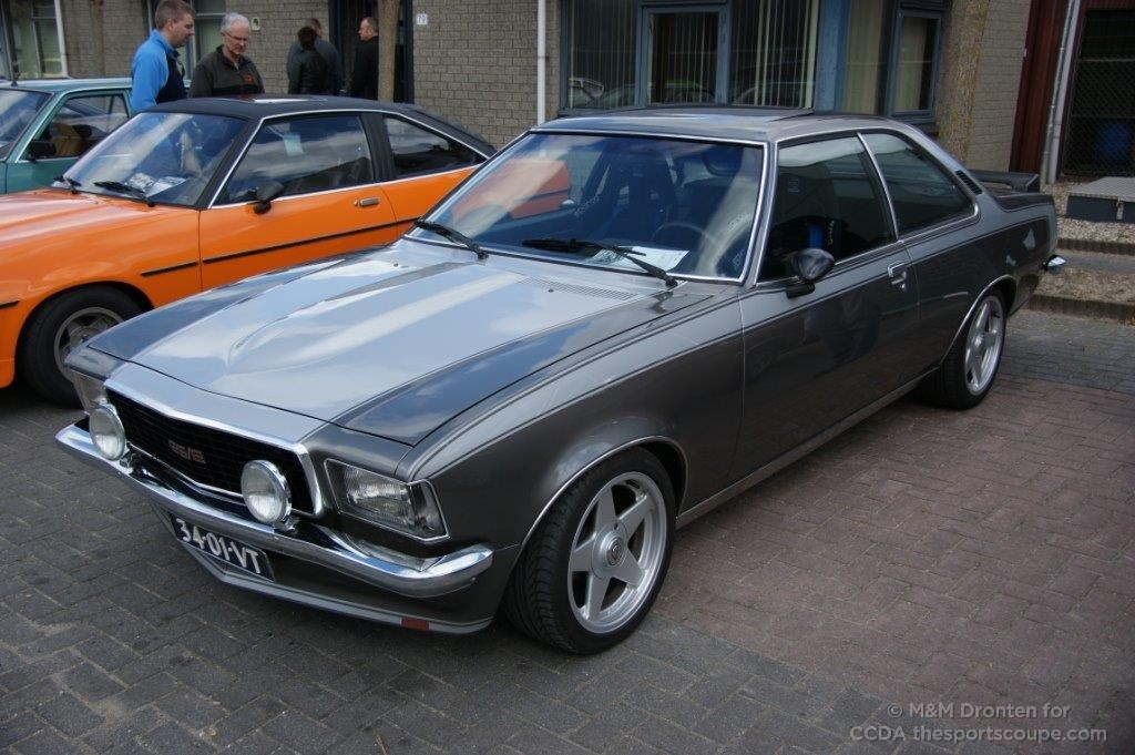 Opel Commodore #23