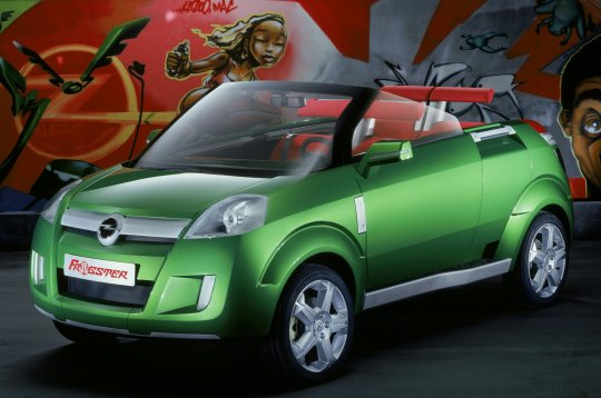 Opel Frogster #14