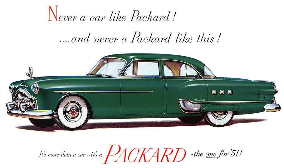 Packard Patrician #25