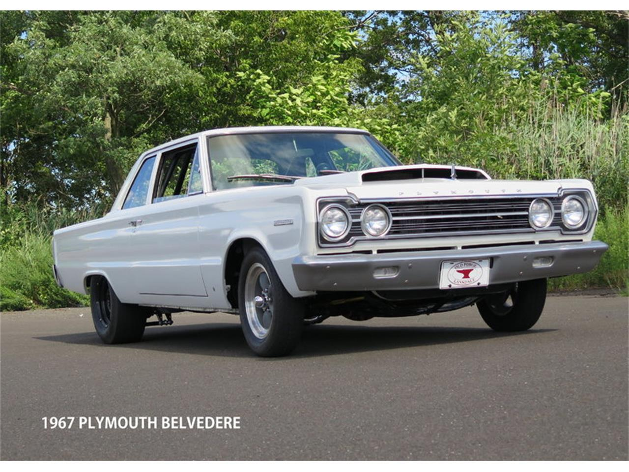 Plymouth Belvedere #21