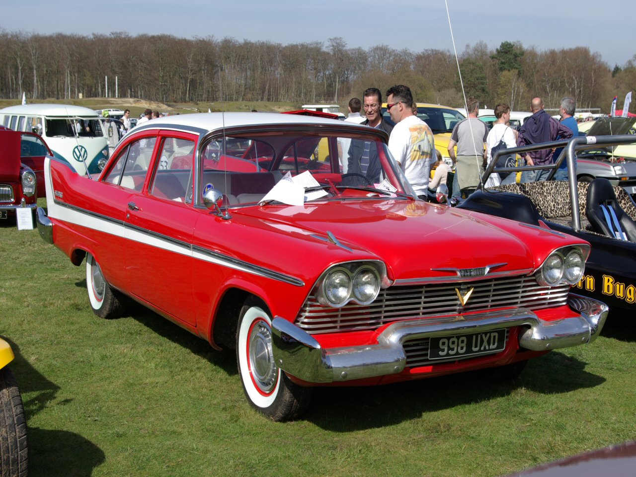 Plymouth Belvedere #25