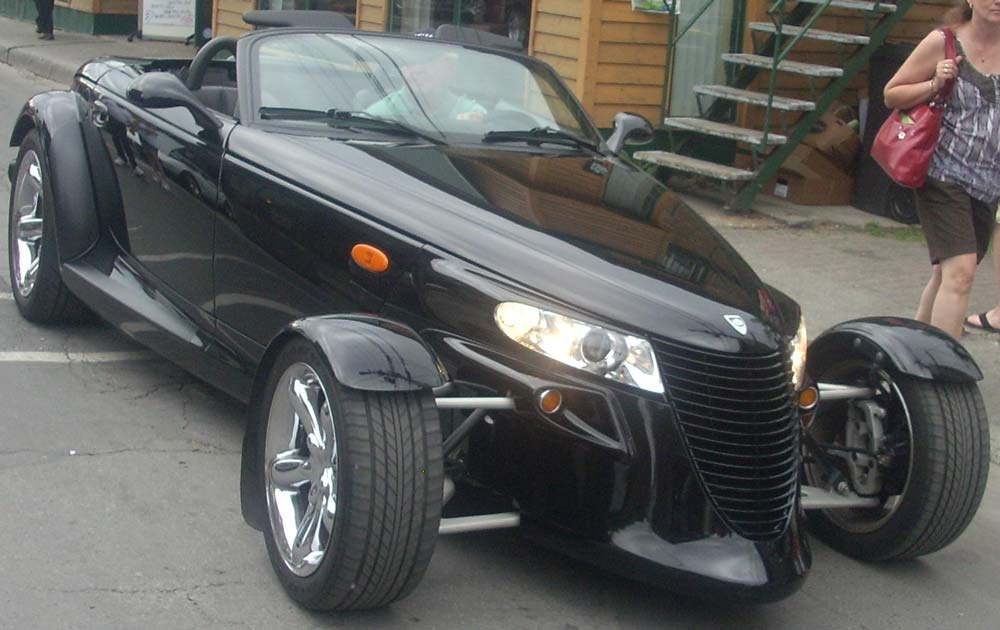 Plymouth Prowler #25