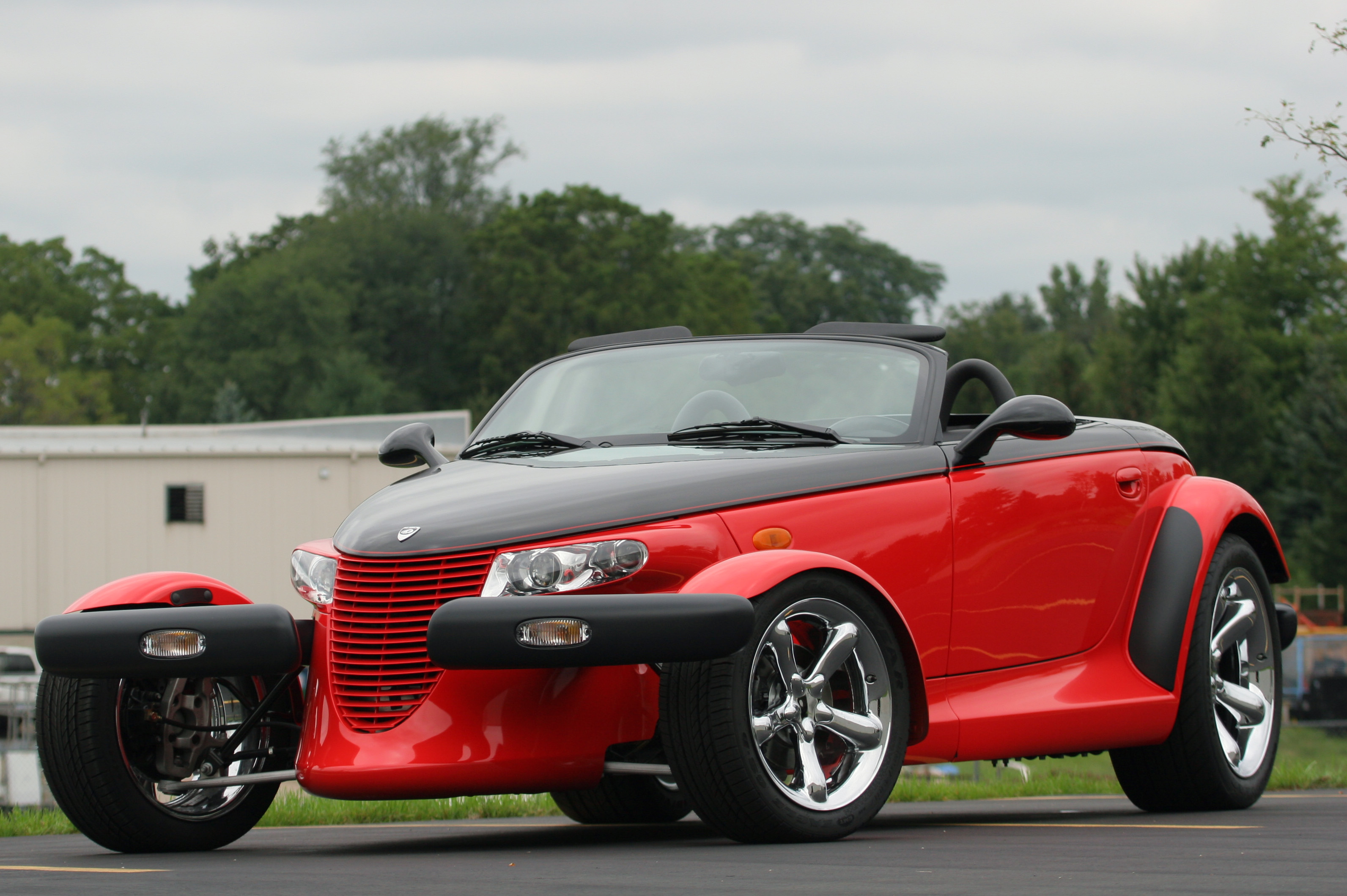 Plymouth Prowler #27