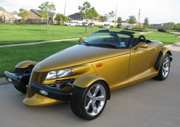 Plymouth Prowler #29