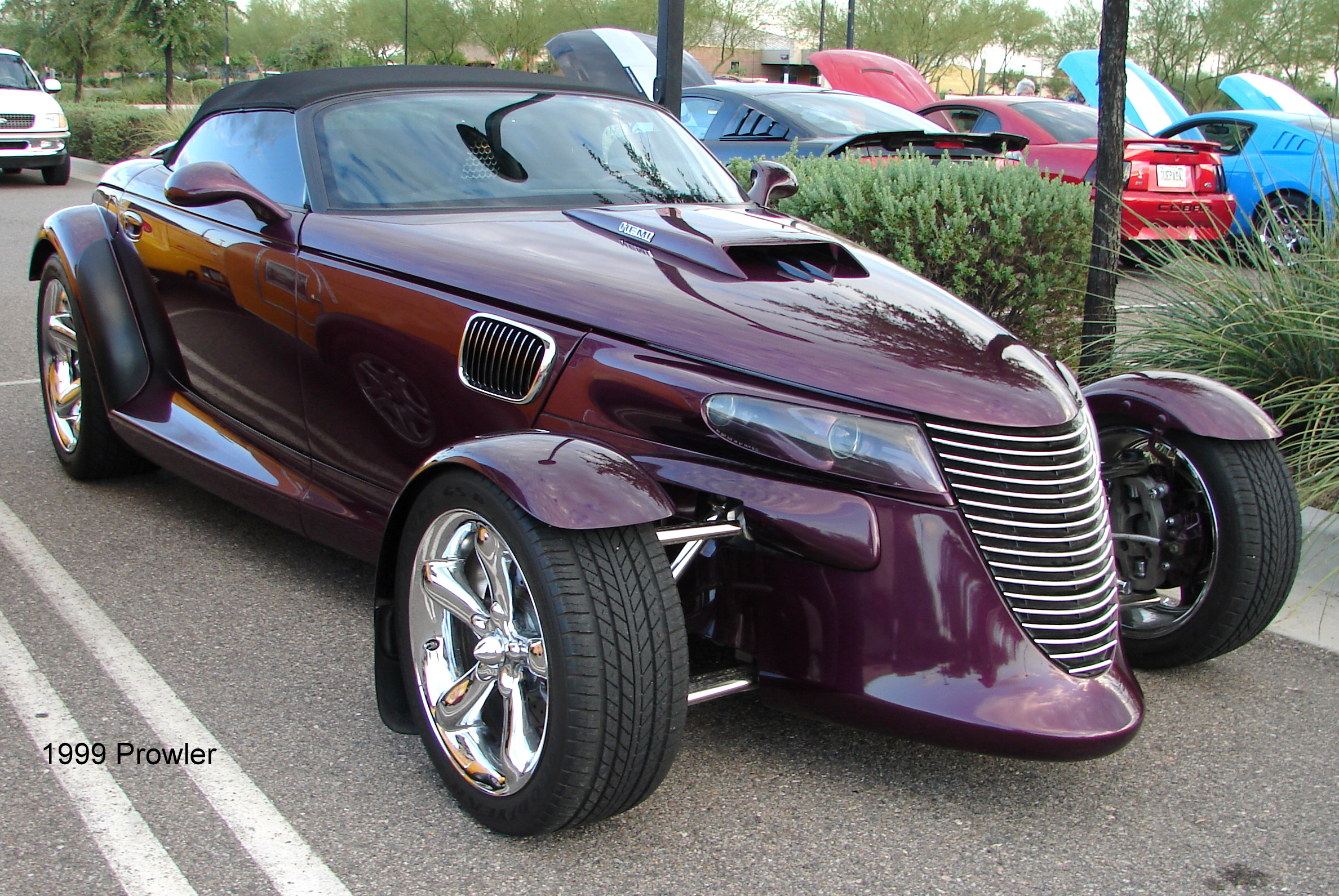Plymouth Prowler #22