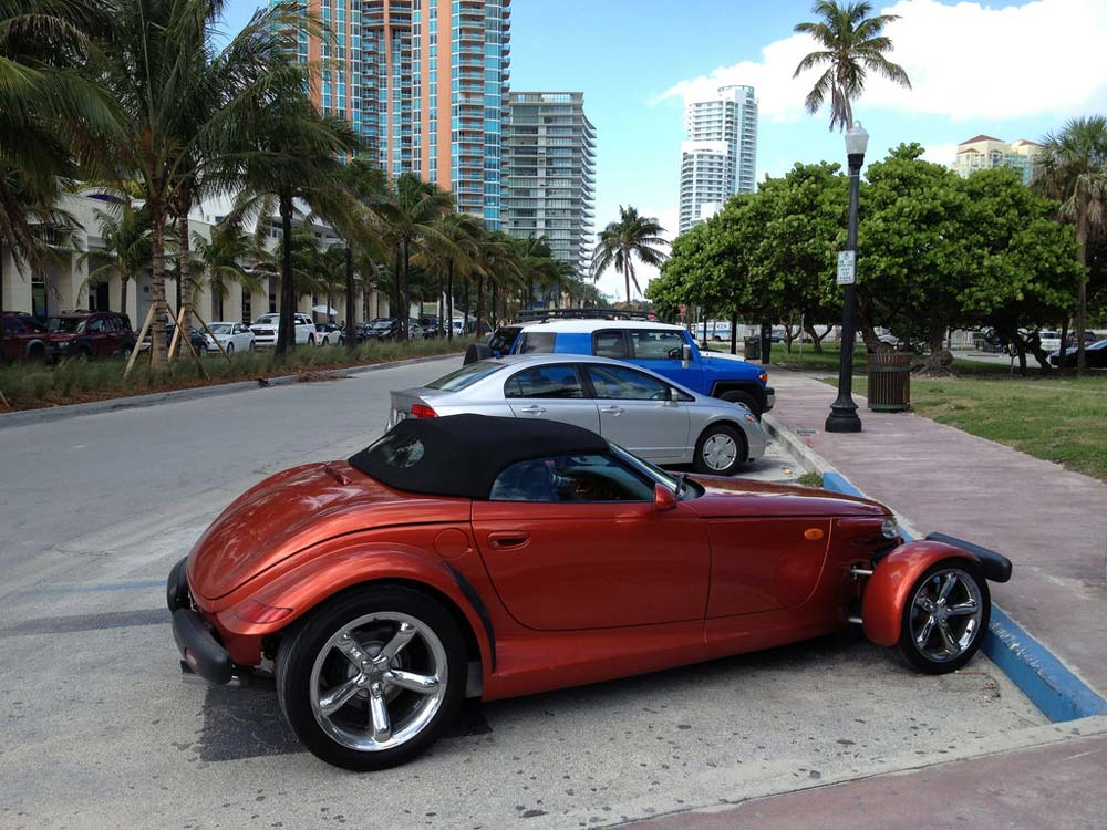 Plymouth Prowler #30