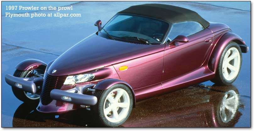 Plymouth Prowler #21