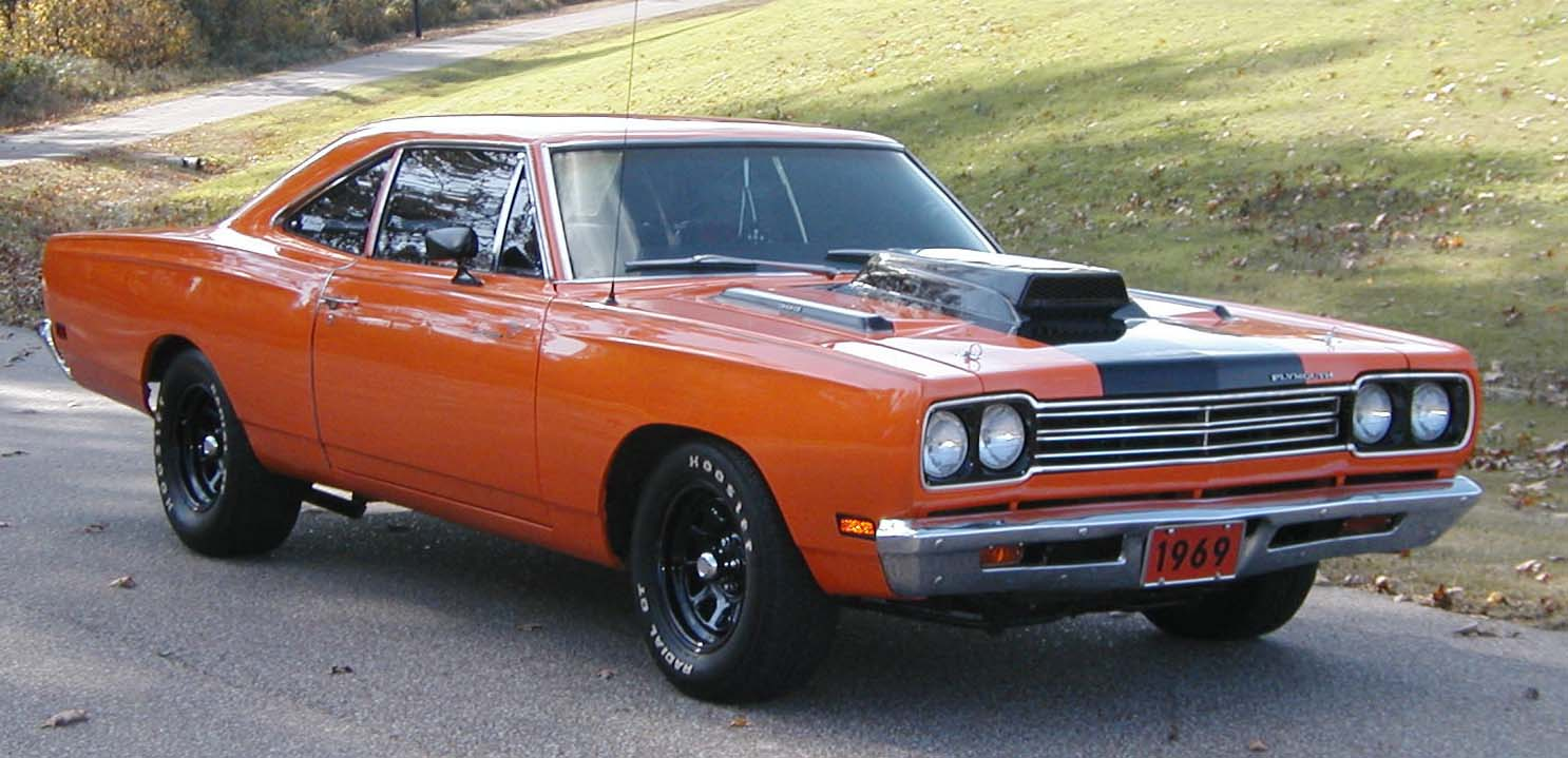 Plymouth Road Runner #18