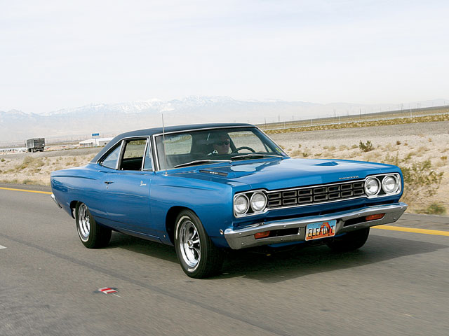 Plymouth Road Runner #19