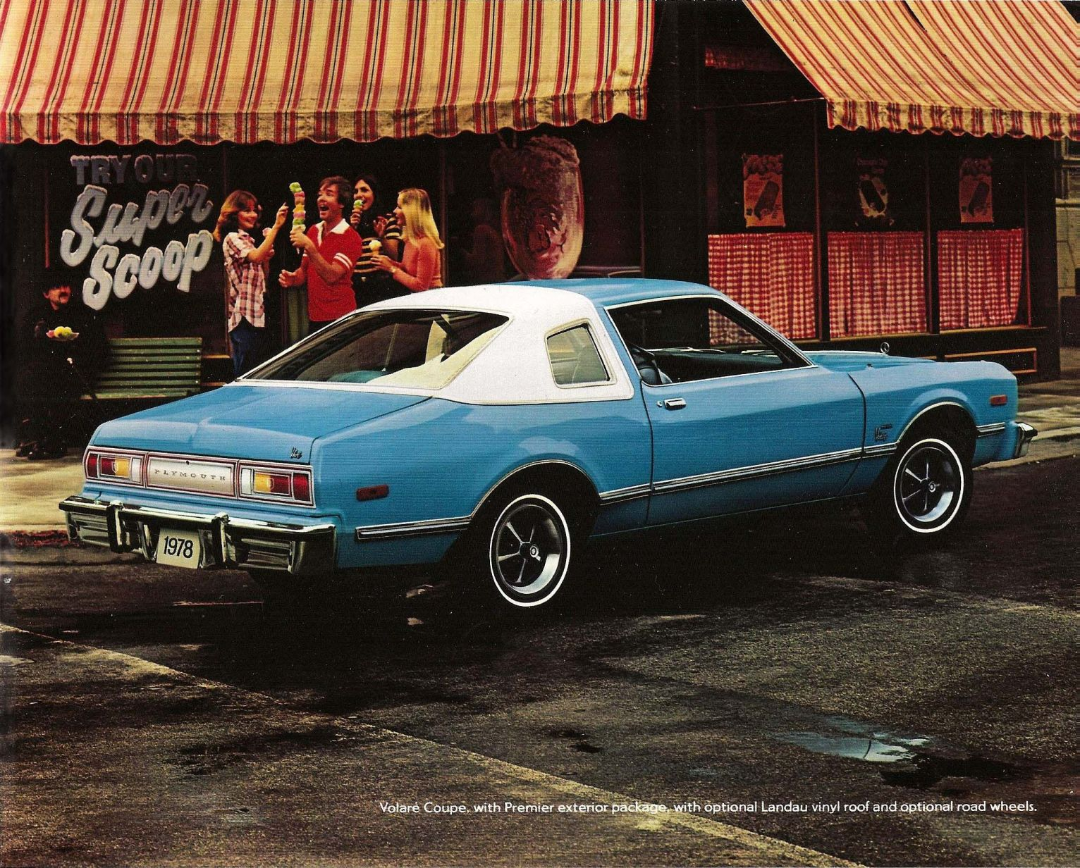 Plymouth Volare #22