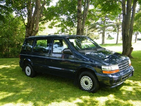 Plymouth Voyager #18