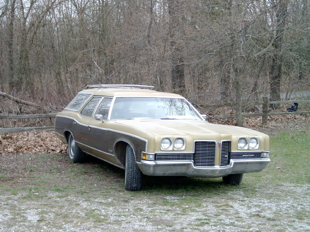 Pontiac Grand Safari #17