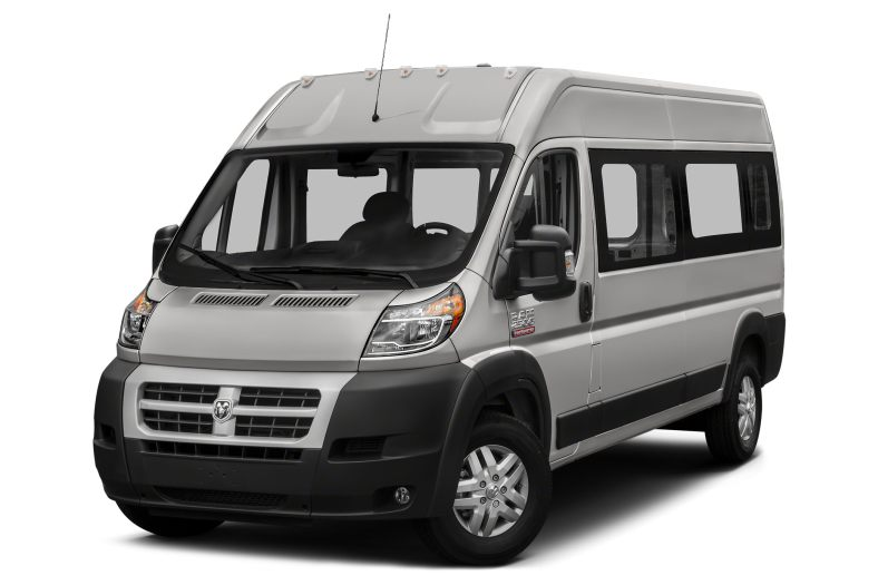 Ram Promaster Window Van #19