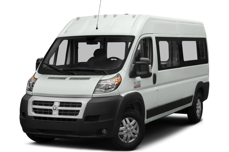 Ram Promaster Window Van #17
